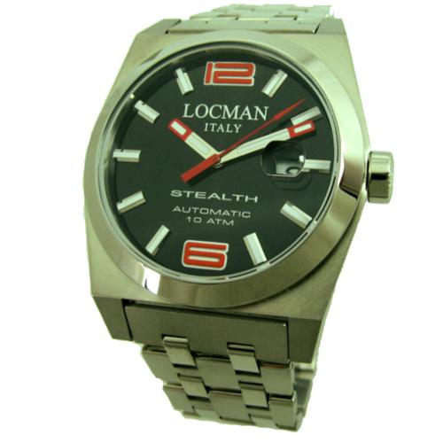 500 locman stealth automatico acciaio