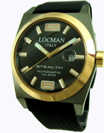 500 locman stealth automatico dorato