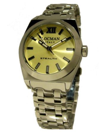 500 locman stealth donna giallo