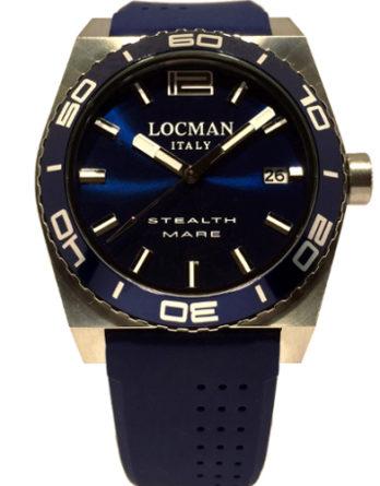 500 locman stealth mare blu