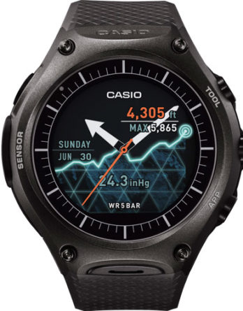 orologio casio smart outdoor watch wsd f10bkaae watch. Black Bedroom Furniture Sets. Home Design Ideas