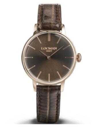 locman 1960 lady 0253R04R-RRBNRGPN marrone a