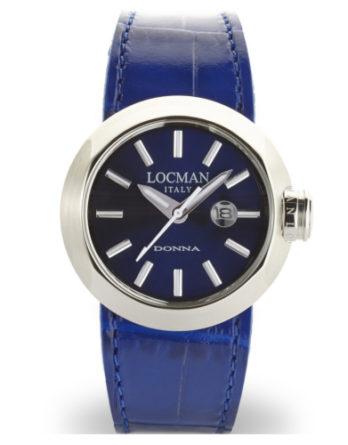locman change tondo lady blu 042100BLFNK0PSB-W-BS a