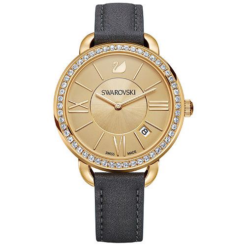 500 Swarovski-Aila-Day-Watch-Gold-Tone-5221141-W600