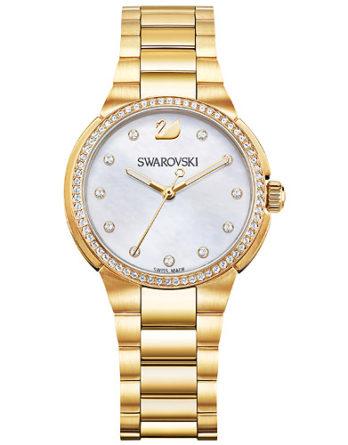 500 Swarovski-City-Mini-Watch-Mother-of-Pearl-5221172-W600