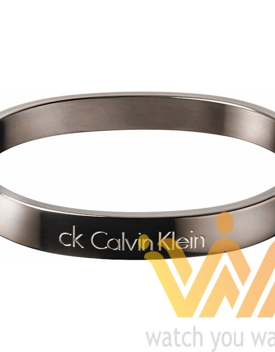 b661d7293beb4a Bracciale - Calvin Klein Hook Gun Metal PVD - Watch You Want