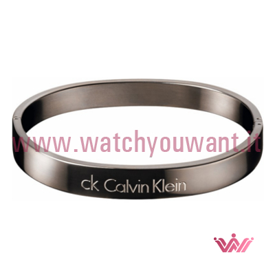 23c6f8be651e6f Stai visualizzando: Bracciale – Calvin Klein Hook Gun Metal PVD 90,00€  80,00€ EsauritoAcquista.