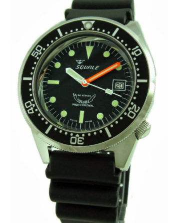 squale 1521 026A rubber