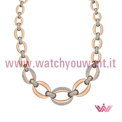 the latest 11e76 19f41 Collana - Swarovski Circlet 5153380 - Watch You Want