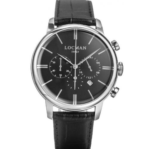 500 locman 1960 crono nero