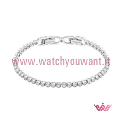 0b9ba89c7 ... bracelet 1808960 · emily bracelet white rhodium · brand new swarovski  emily crystal bracelet ...