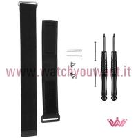 Cinturino Garmin Fenix 3 Strap Kit F