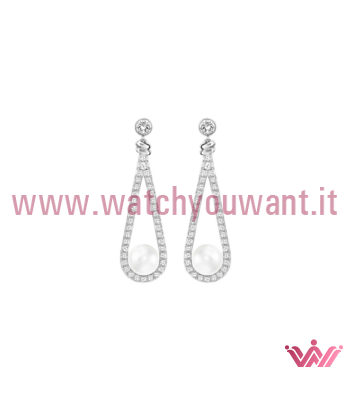 Orecchini Swarovski-Enlace-Pierced-Earrings-5198690 F