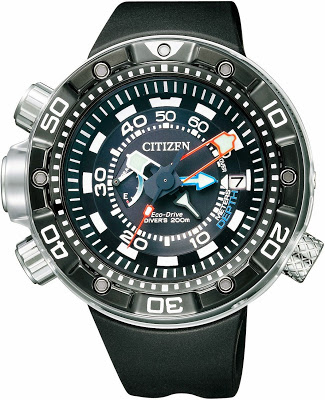 Orologio Citizen Promaster Aqualand Eco Drive Go Deeper BN2024 05E Watch You Want