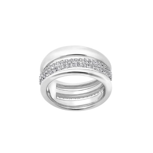 incontrare 2c0df 53c7e Anello - Swarovski Exact Ring - 5221563 - mis.52 - Watch You Want