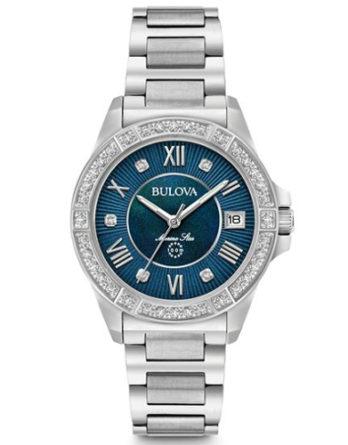 Bulova Marine Star Diamond Lady 96R215