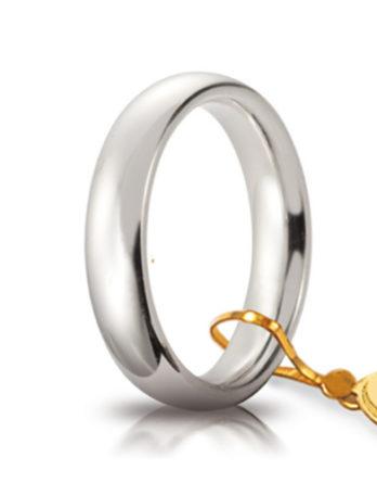 unoaerre comoda oro bianco 4 mm