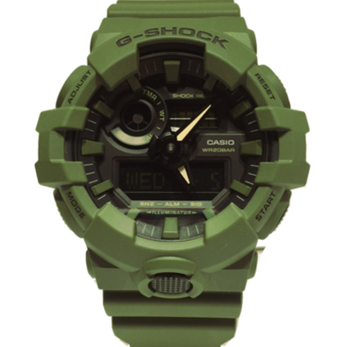 c5cb9d03a0 Orologio - Casio G-Shock GA-700UC-3AER Military - Watch You Want