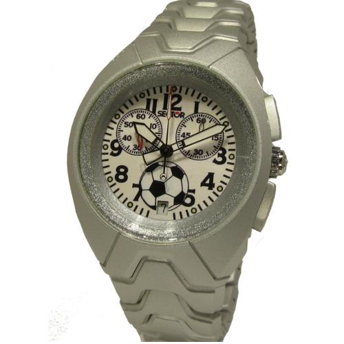 Orologio sector 185 alluminio crono football