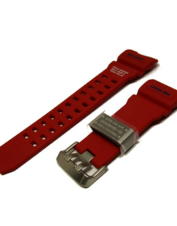 cinturino casio Mudmaster rosso GWG-1000RD-4A