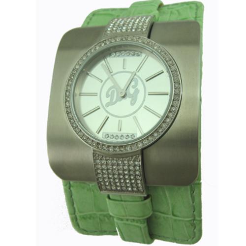 orologio DG verde
