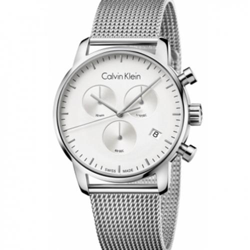 500 Calvin Klein CK K02G27126 City Crono mesh