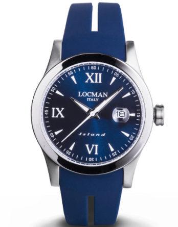 Orologio - Locman Italy Island Blue 0614A02-00BLWHSB a