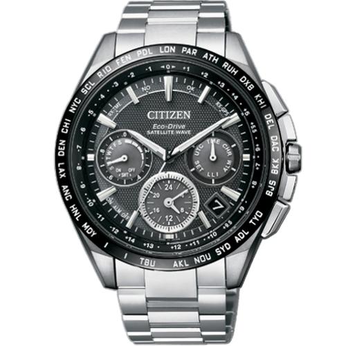 citizen CC9015-54E satellite wave GPS F900 super titanio crono