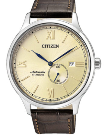 citizen NJ0090-13P automatico supertitanio