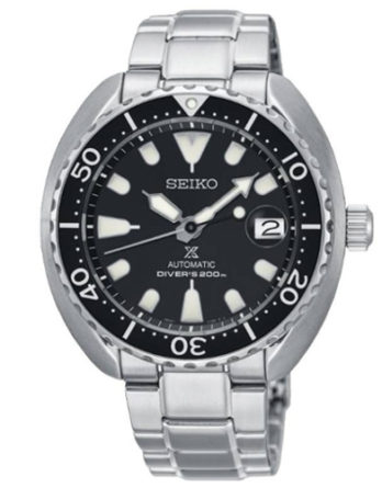A seiko SRPC35K1 Mini Turtle