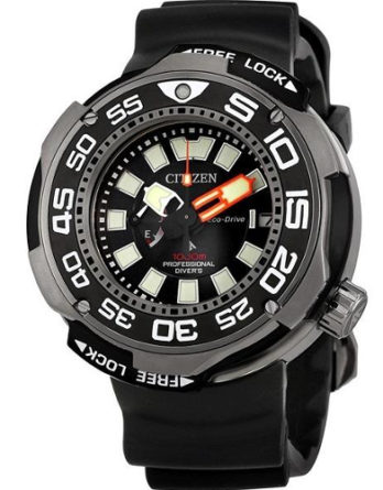 citizen bn7020-09e diver 1000 mt eco drive