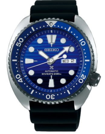 Seiko SRPC91K1 turtle save the ocean