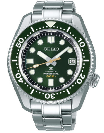 seiko SLA019J1 Marine Master 300 mt Limited Edition Deep Forest