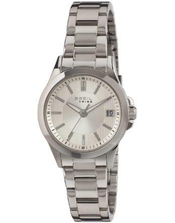 breil EW0300 choice orologio solo tempo donna bracciale acciaio quadrante silver