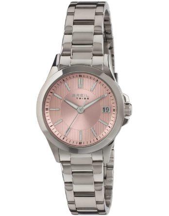 breil EW0302 choice orologio solo tempo donna bracciale acciaio quadrante rosa