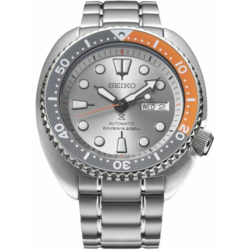 Seiko Dawn Grey Alba Grigia Turtle Limited Edition SRPD01K1