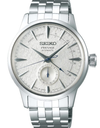 seiko presage Hisashi Kishi SSA385J1 limited edition piccoli secondi