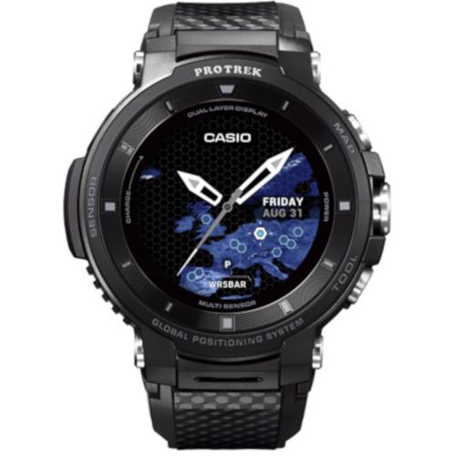casio WSD-F30-BKAAE Pro Trek Smart Watch