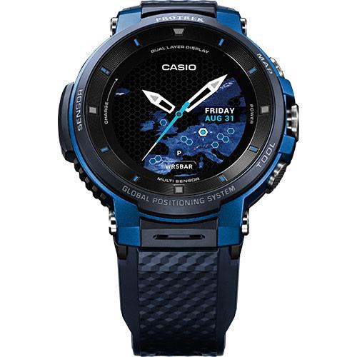 casio WSD-F30-BUCAE Pro Trek Smart Watch