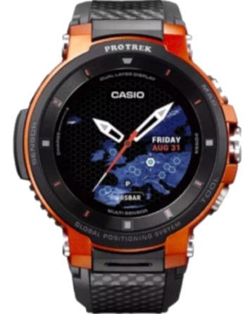 casio WSD-F30-RGBAE Pro Trek Smart watch