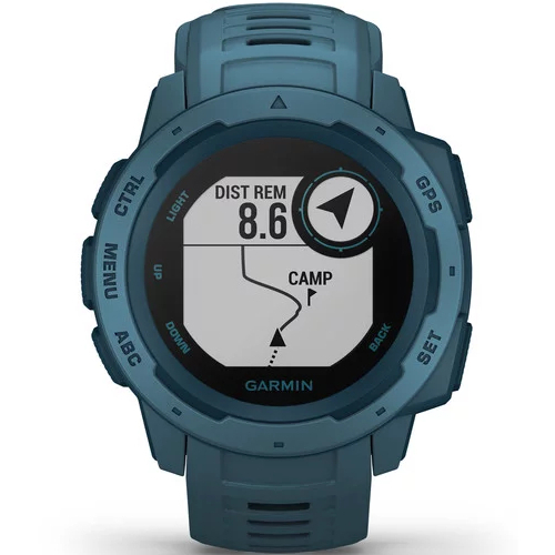 garmin Instinct Lakeside Blue 010-02064-04 a