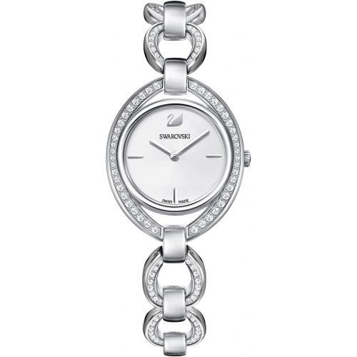 orologio swarovski 5376816 stella bracciale acciaio