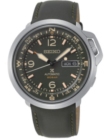 Orologio Seiko Prospex Land Automatic Bussola SRPD33K1 Watch You Want