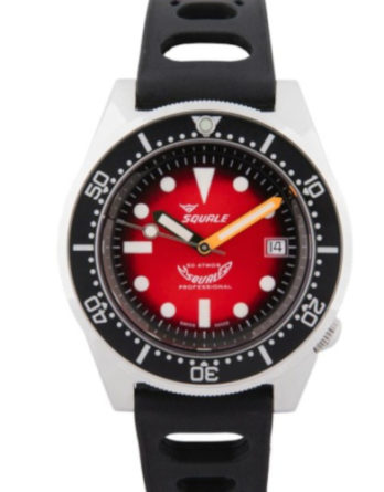 a squale 1521 red passion 500