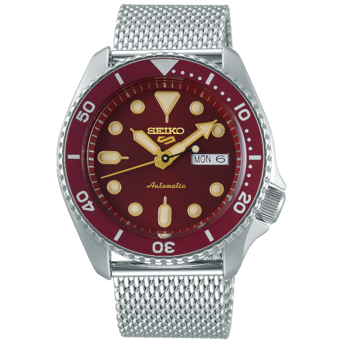 l'ultimo a86ee a1633 Orologio – Seiko 5 Suits SRPD69K1 Purple Goa Automatico - Watch You Want