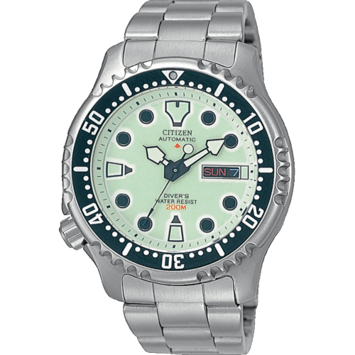buy popular 1bb13 2368c Orologio – Citizen Promaster Diver Automatico Sub 200 mt Ny0040-50W Full  Lume - Watch You Want