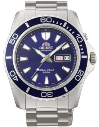 orient FEM75002DW Big Mako quadrante blu bracciale acciaoijpg