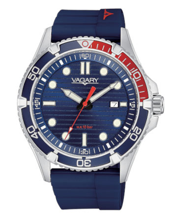 Orologio – Vagary by Citizen Aquadiver Blu IB8-712-70