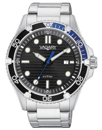 Orologio – Varary by Citizen AquadiverNero Acciaio IB8-712-51