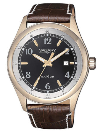Orologio - Vagary By Citizen  Rockwell Marrone IB8-623-50